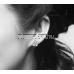 Virágocska Swarovski Elements kristály fülbevaló